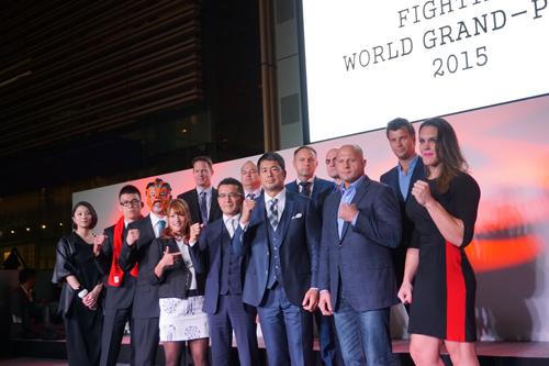 RIZIN FIGHTING WORLD GRAND-PRI...